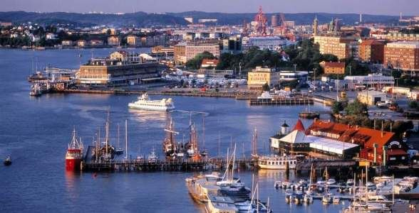 Göteborg/Stigbergsliden, STF Vandrarhem