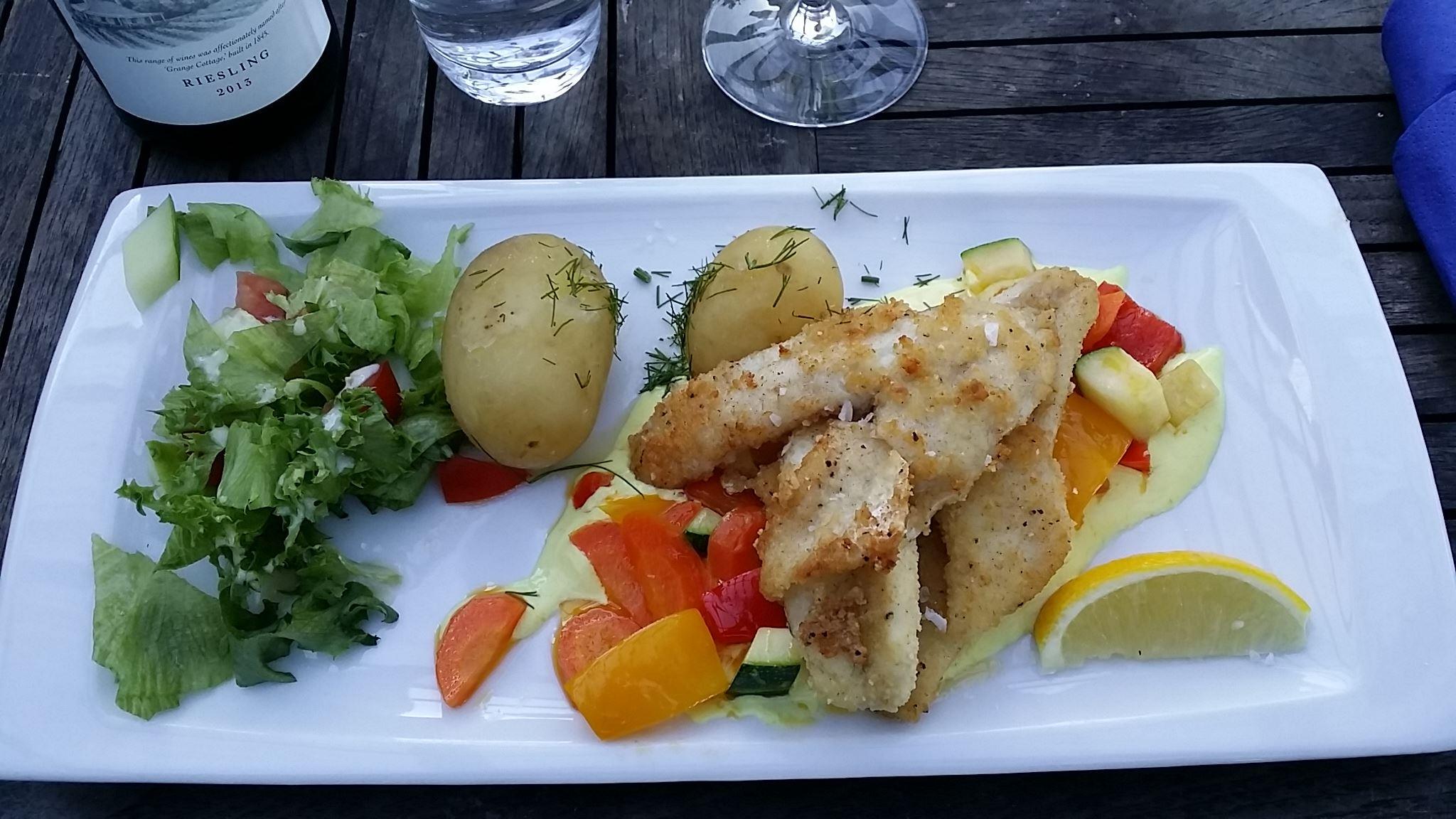 Restaurant Glada Laxen