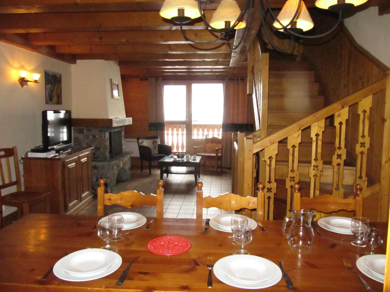 Chalet Sélaou 34 > 6 rooms - 10 Persons - 4 Silver Snowflakes MCI