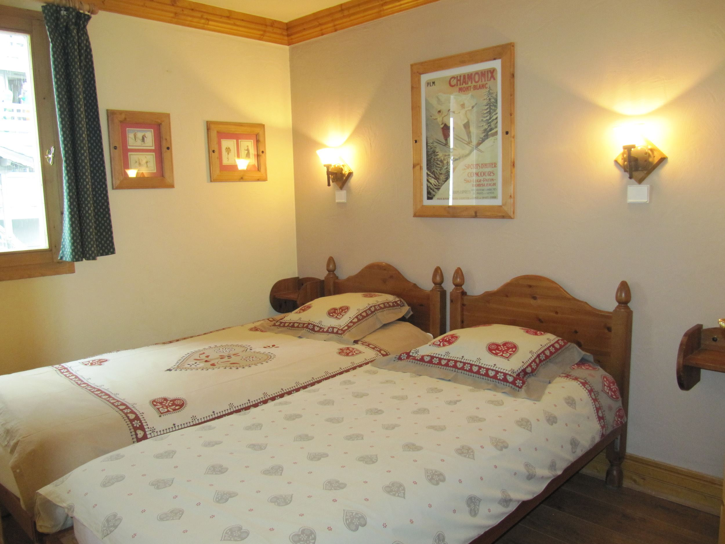 Chalet Sélaou 34 > 6 rooms - 10 Persons - 4 Silver Snowflakes MCI