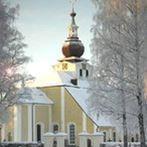 Familjegudstjänst i ljusets tecken i Leksands kyrka