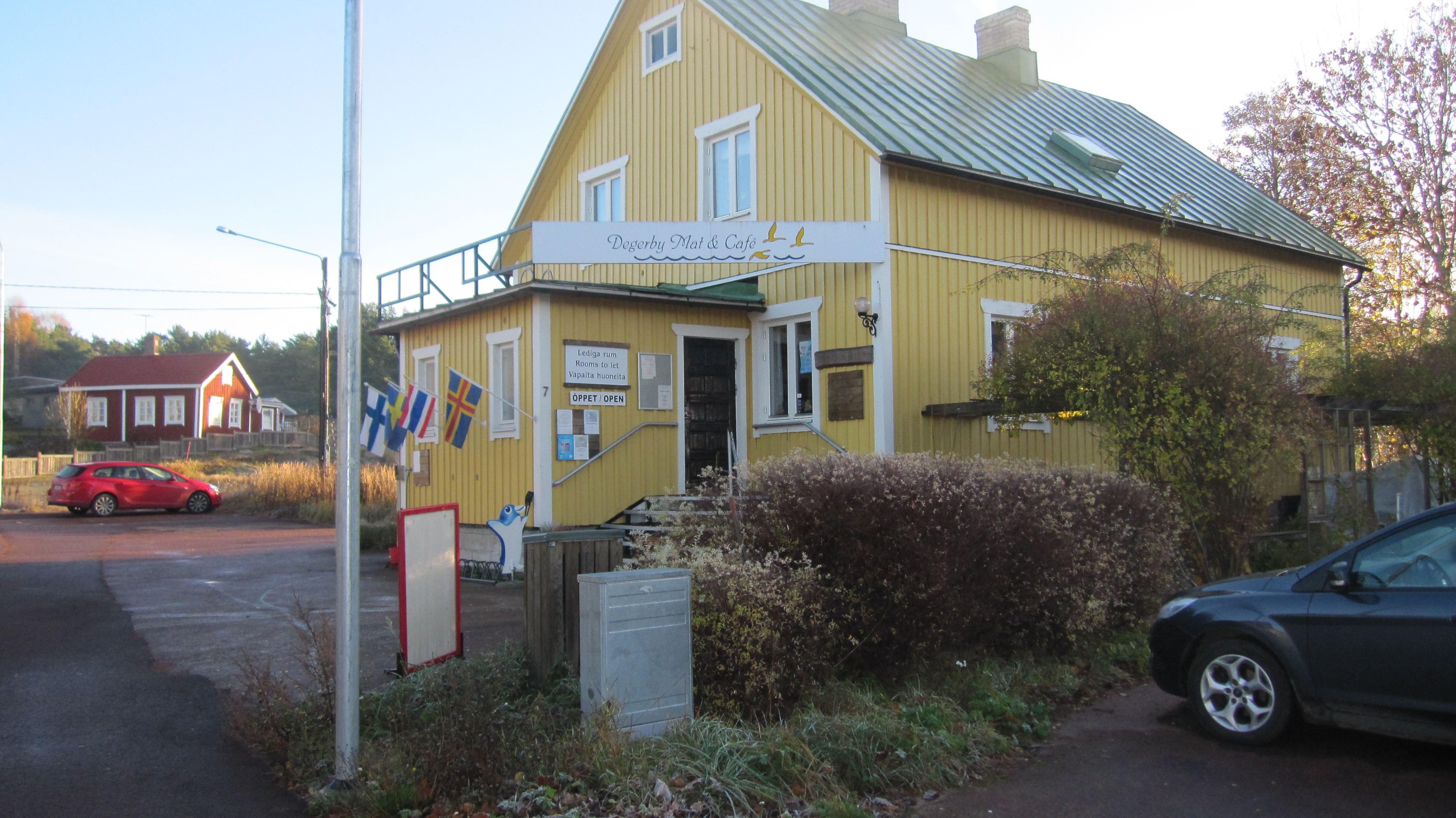 Degerby Mat & Café