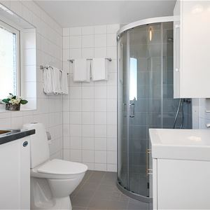 Gästhus med självhushåll i Mauritzberg
