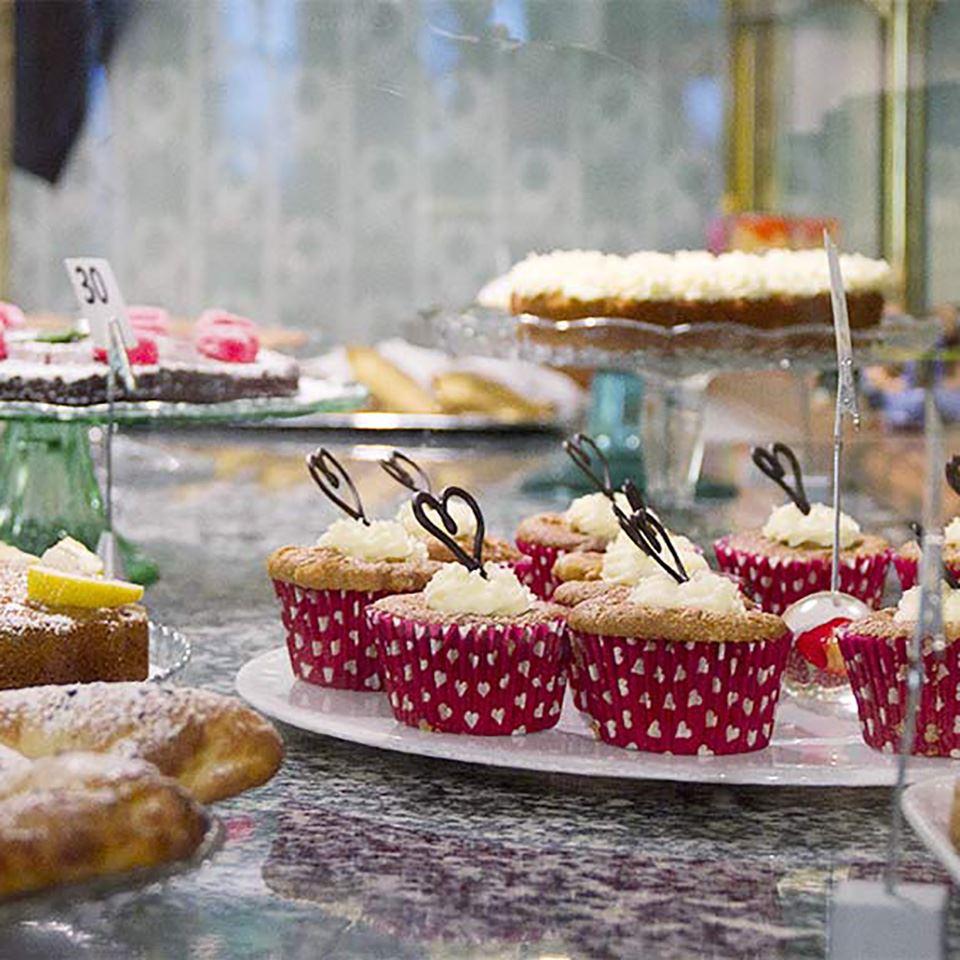 Restaurang & Kafe Ångkvarnen