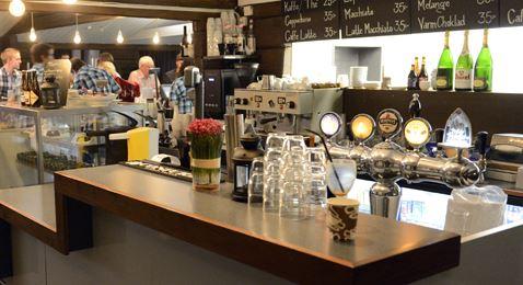 Idre Fjäll, Café Värdshuset