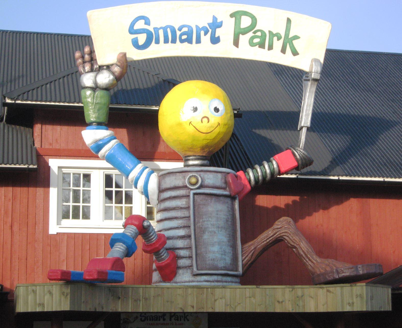 Smart Park - Familjeparken på Åland