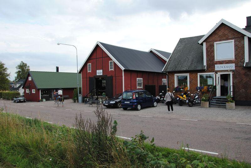 © Flinckmans hemsida, Flinckmans Café