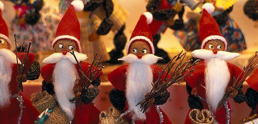 Julmarknad på Sularpsfarmen