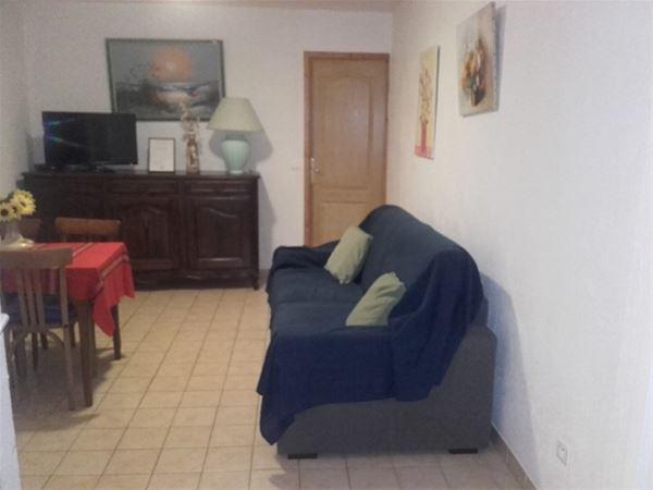 NBM18-3 - Appartement avec terrasse à Capvern les Bains
