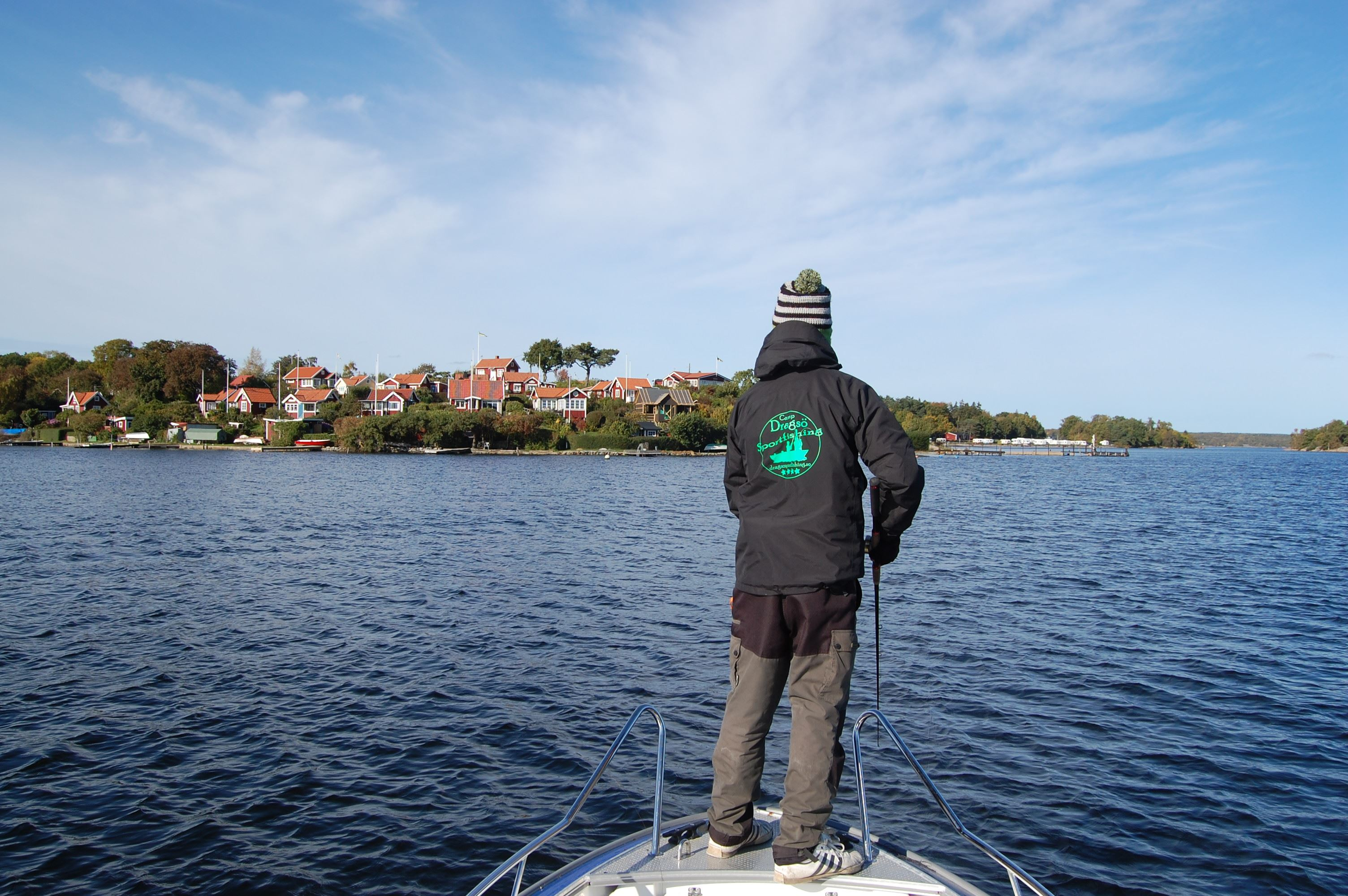 Sport fishing camp - Camp Dragsö Sportfishing