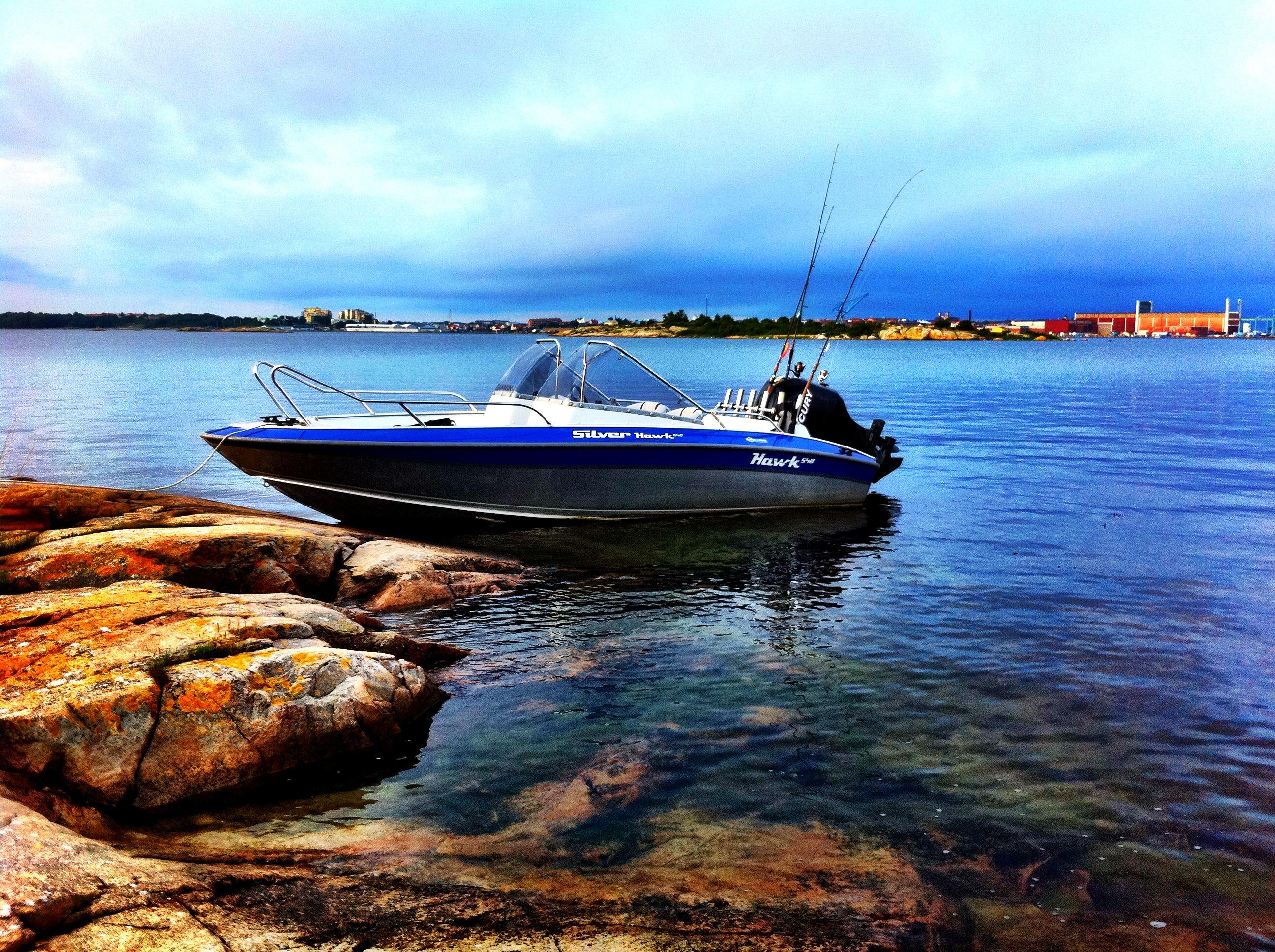Sportfiskecamp - Camp Dragsö Sportfishing