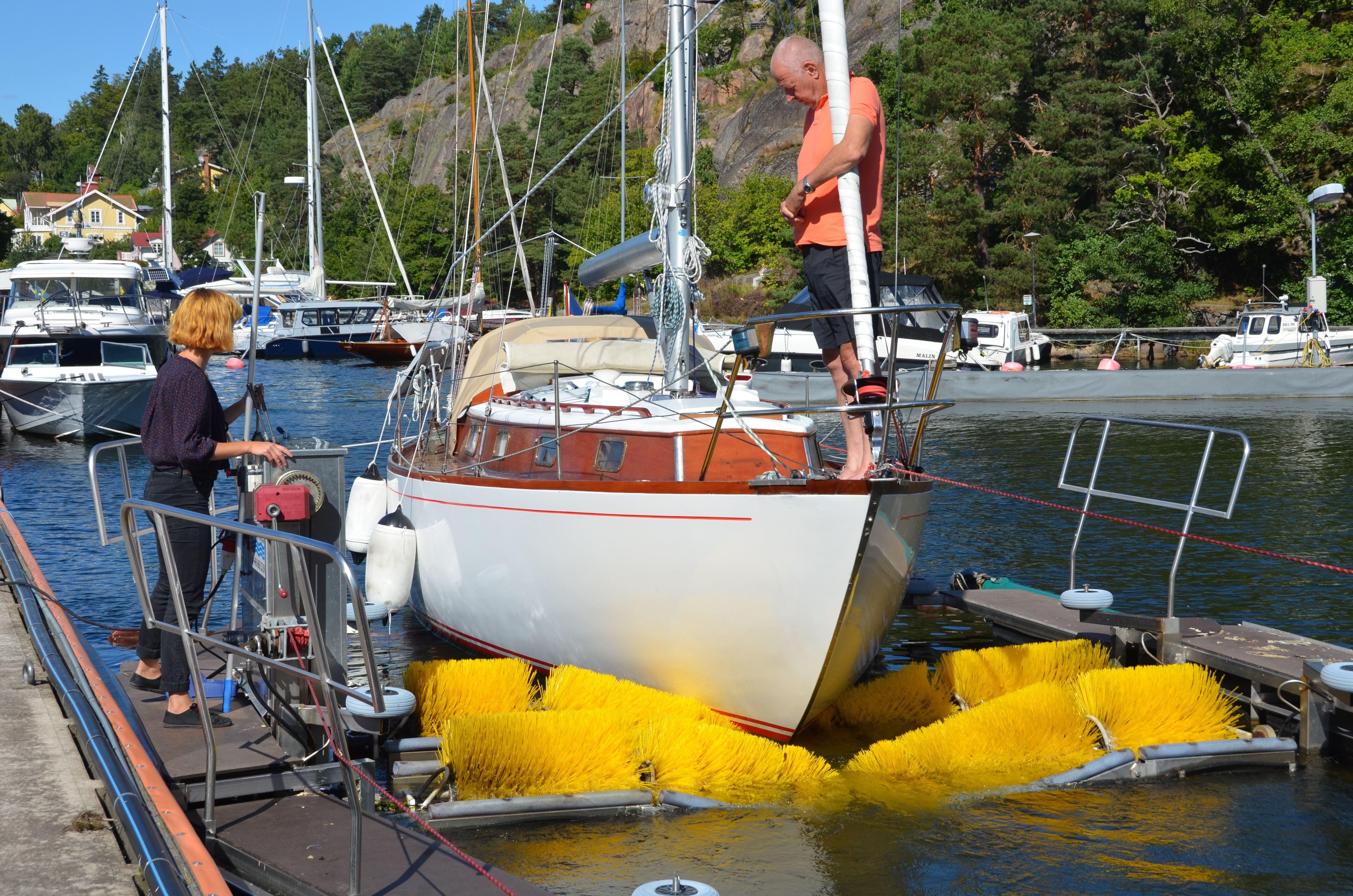 Seminarium - Miljöproblematik i småbåtshamnar