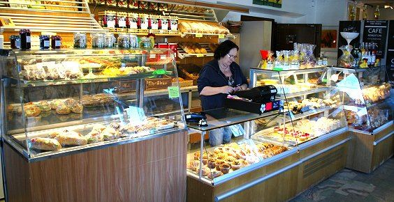 Fenix Café & Konditori i Röstånga