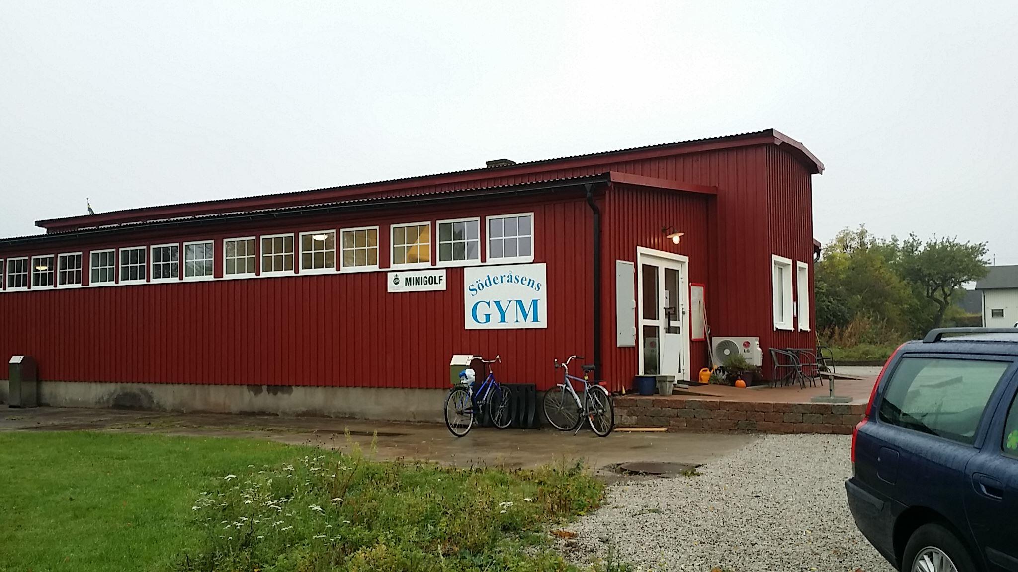 Kågeröd - Söderåsens Gym