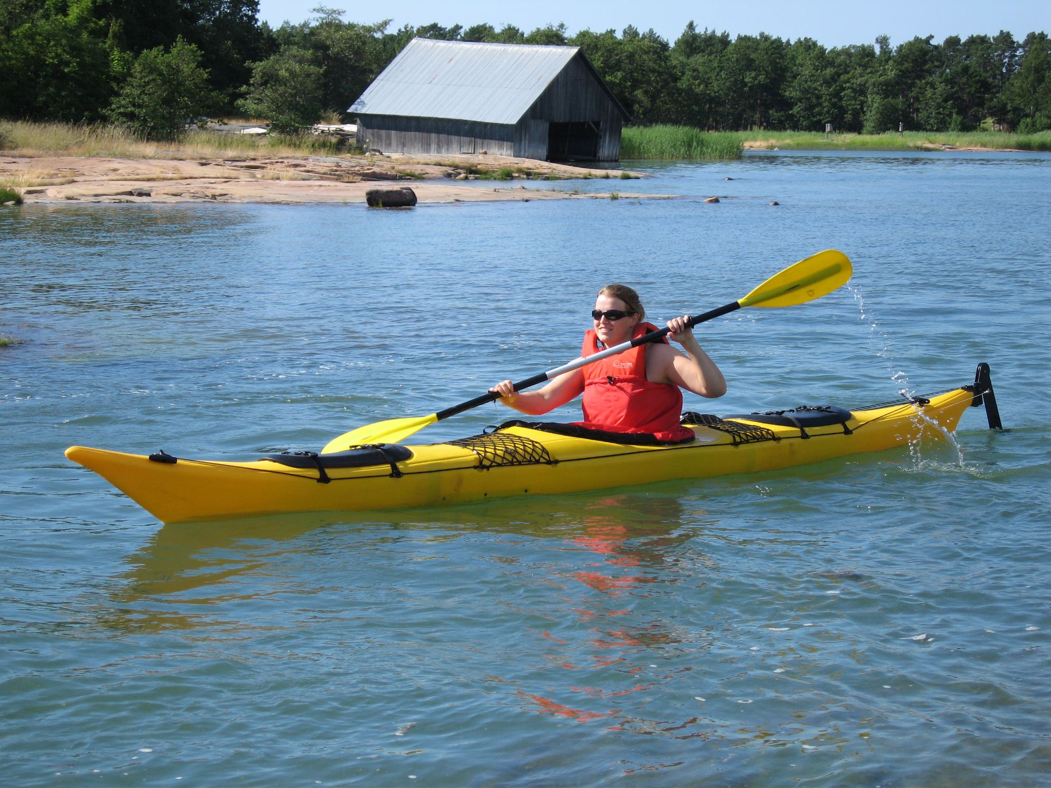 Nimix kayak rentals single kayaks