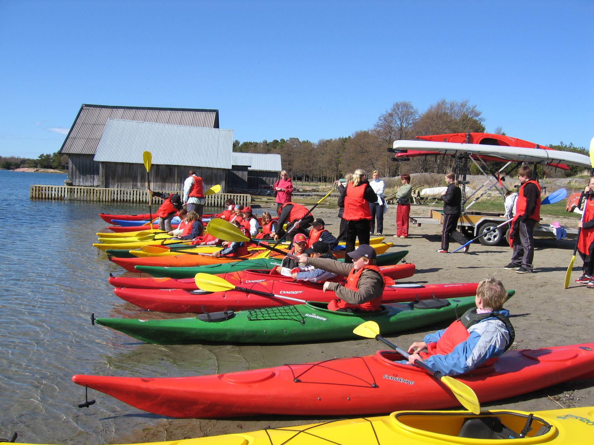 Nimix kayak rentals single kayaks
