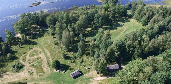Johan Samuelsson, Sams Camp och Vildmarksläger