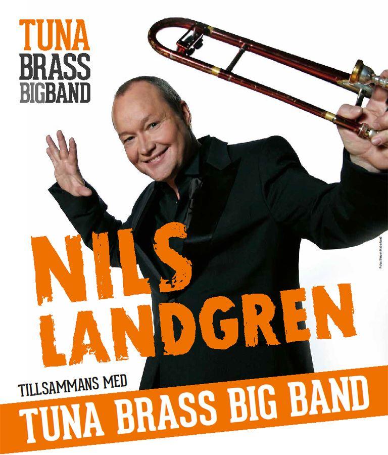 Nils Landgren & Tuna Brass Big Band