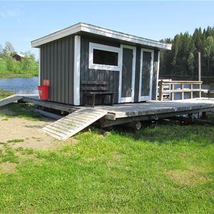 Antjärns Camping och Stugby/Ferienhäuser