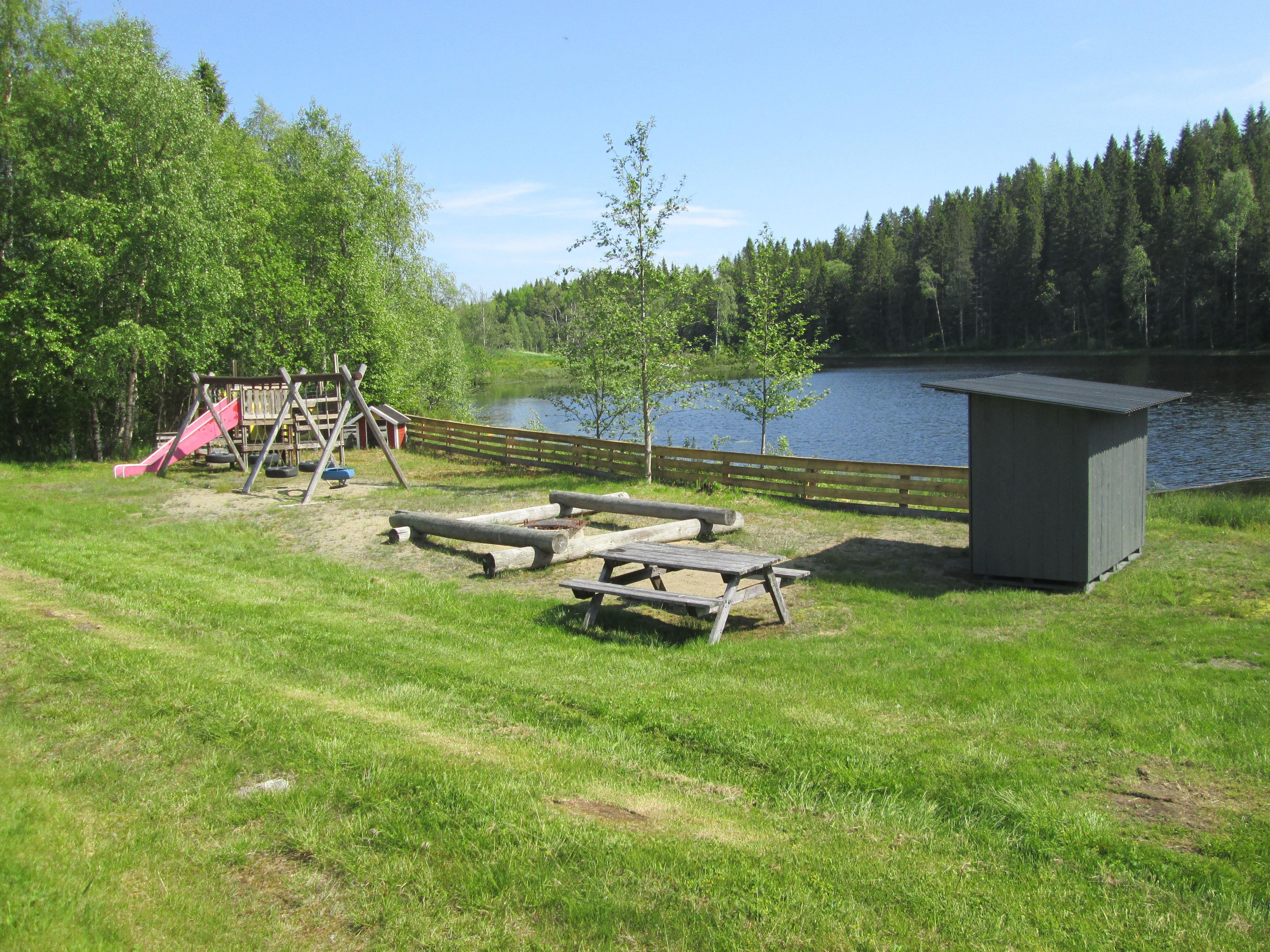 Antjärns Camping och Stugby/Camping