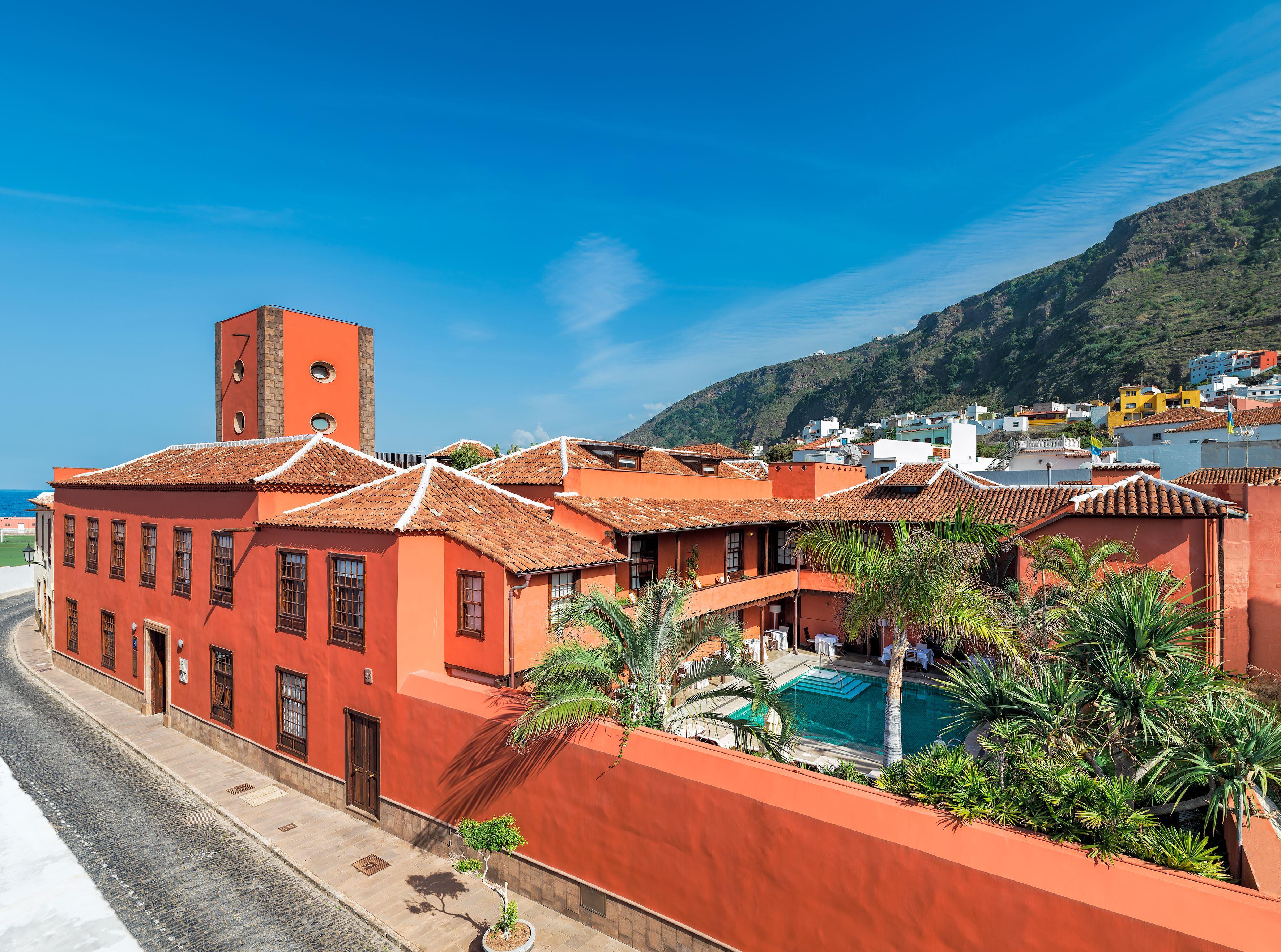 Hotell San Roque, Garachico Teneriffa