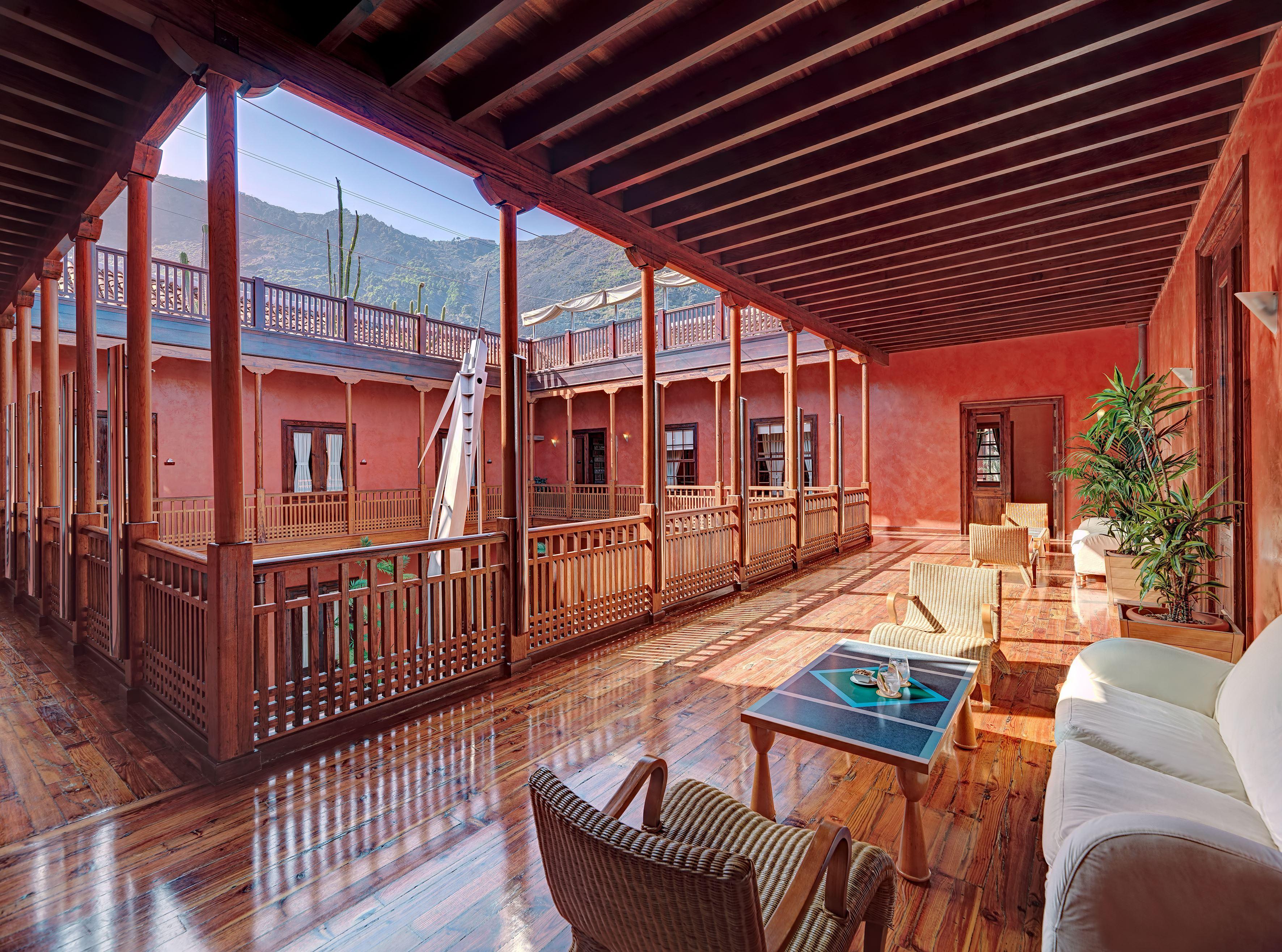 Galleri på hotell San Roque, Garachico Teneriffa