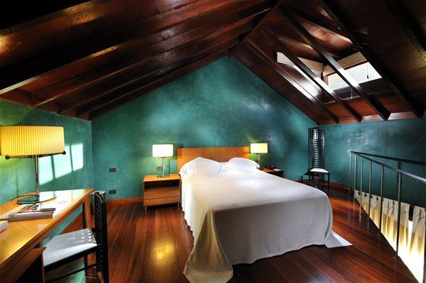 Duplex sovrum hotell San Roque, Garachico Teneriffa