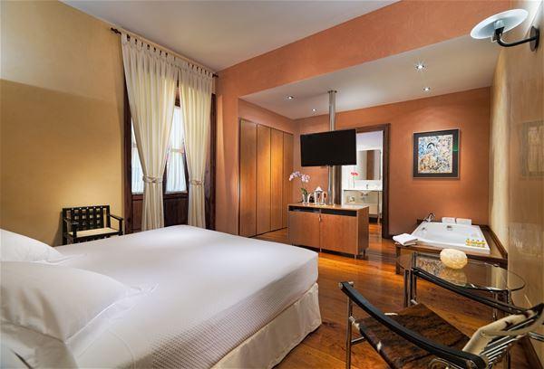 Dubbelrum hotell San Roque, Garachico Teneriffa