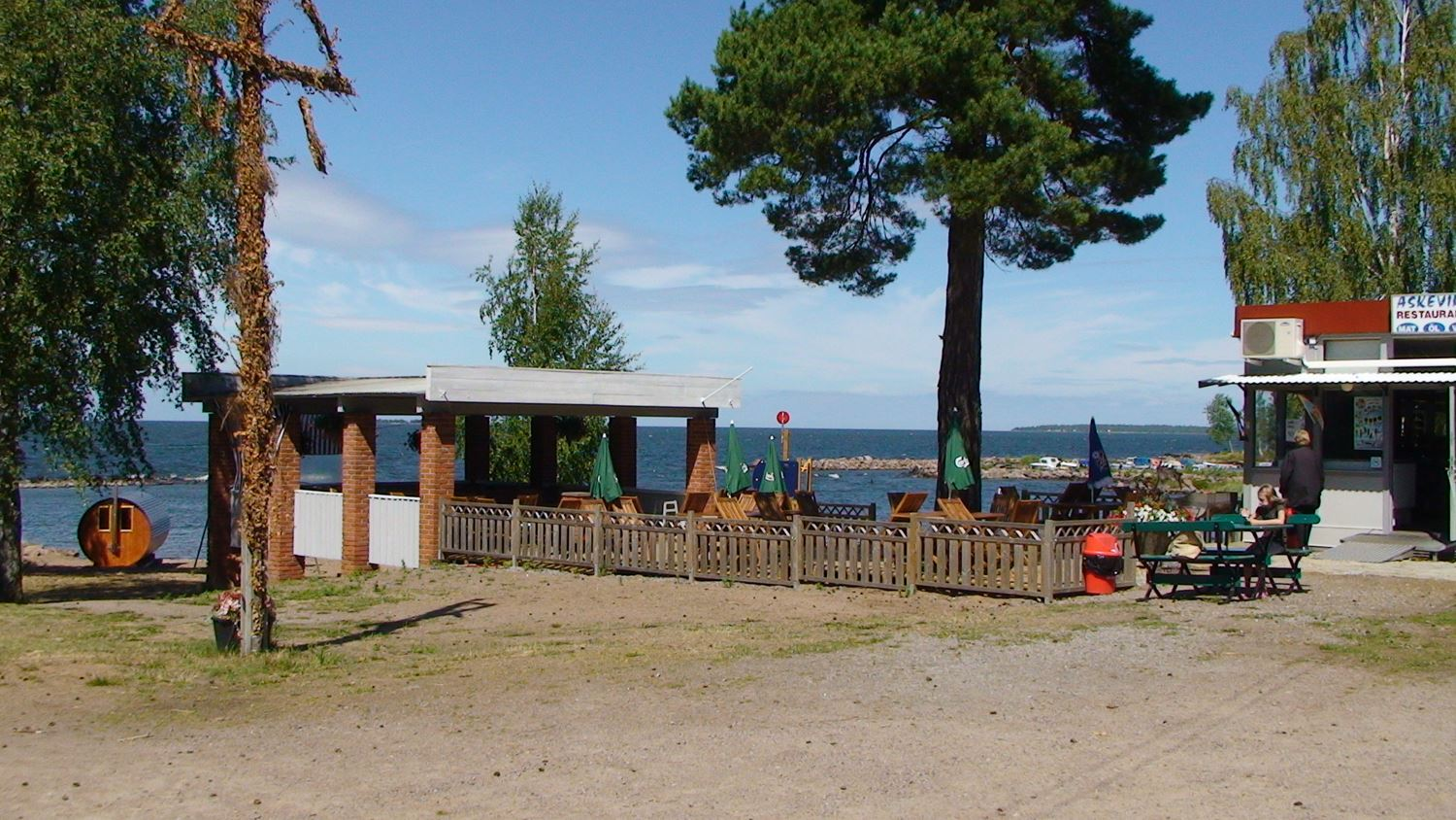 Askeviks Camping & Stugor by Lake Värnern/Camping