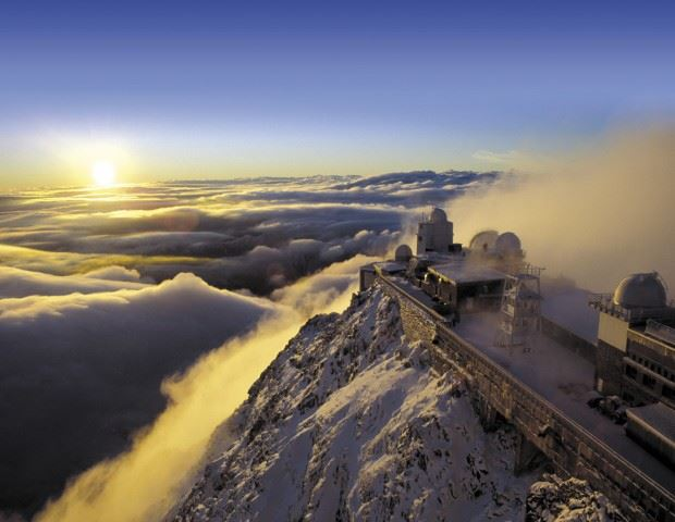 Soirée étoilée Hiver au Pic du Midi