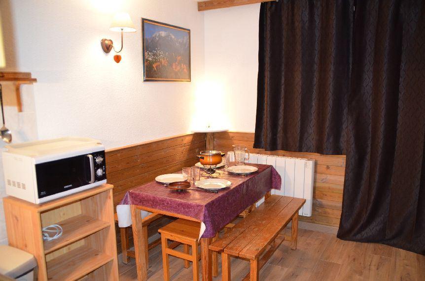 Studio 3 Pers ski-in ski-out / SARVAN 402