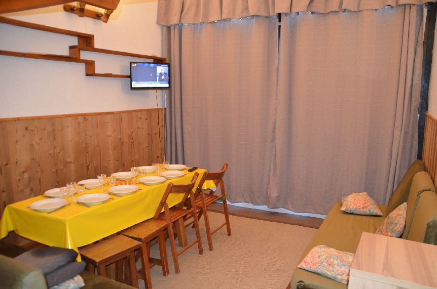 2 Rooms 6 Pers ski-in ski-out / COTE BRUNE 712