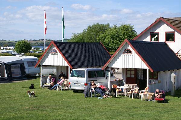 Gammelmark Strand Camping - cabin