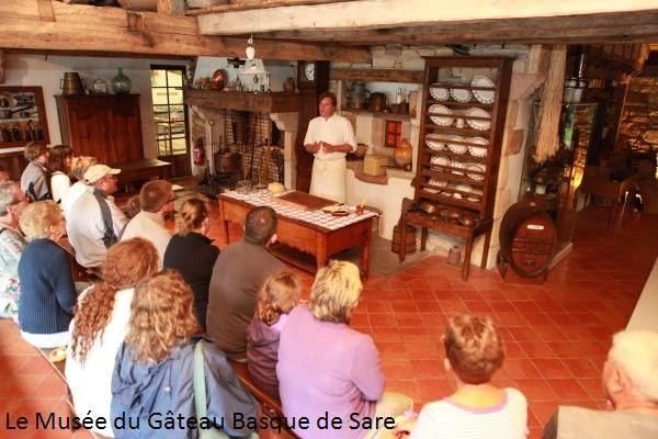 """Musée du Gâteau Basque : """" La Visite Découverte 2017 """""""