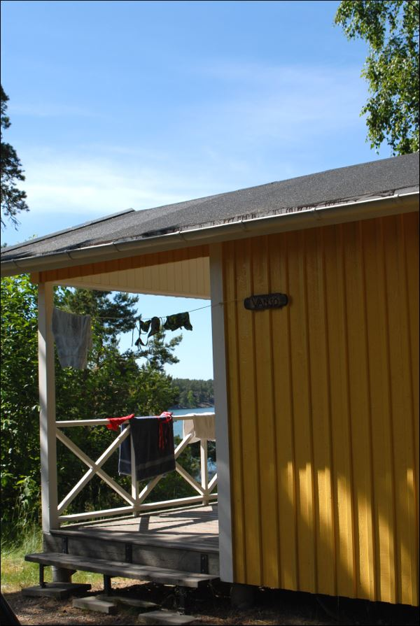 Tyrislöt Camping/Ferienhäuser
