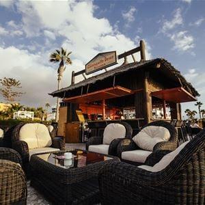Bar Chiringuito Hotell Villa Cortes, Playa de Las Américas Teneriffa