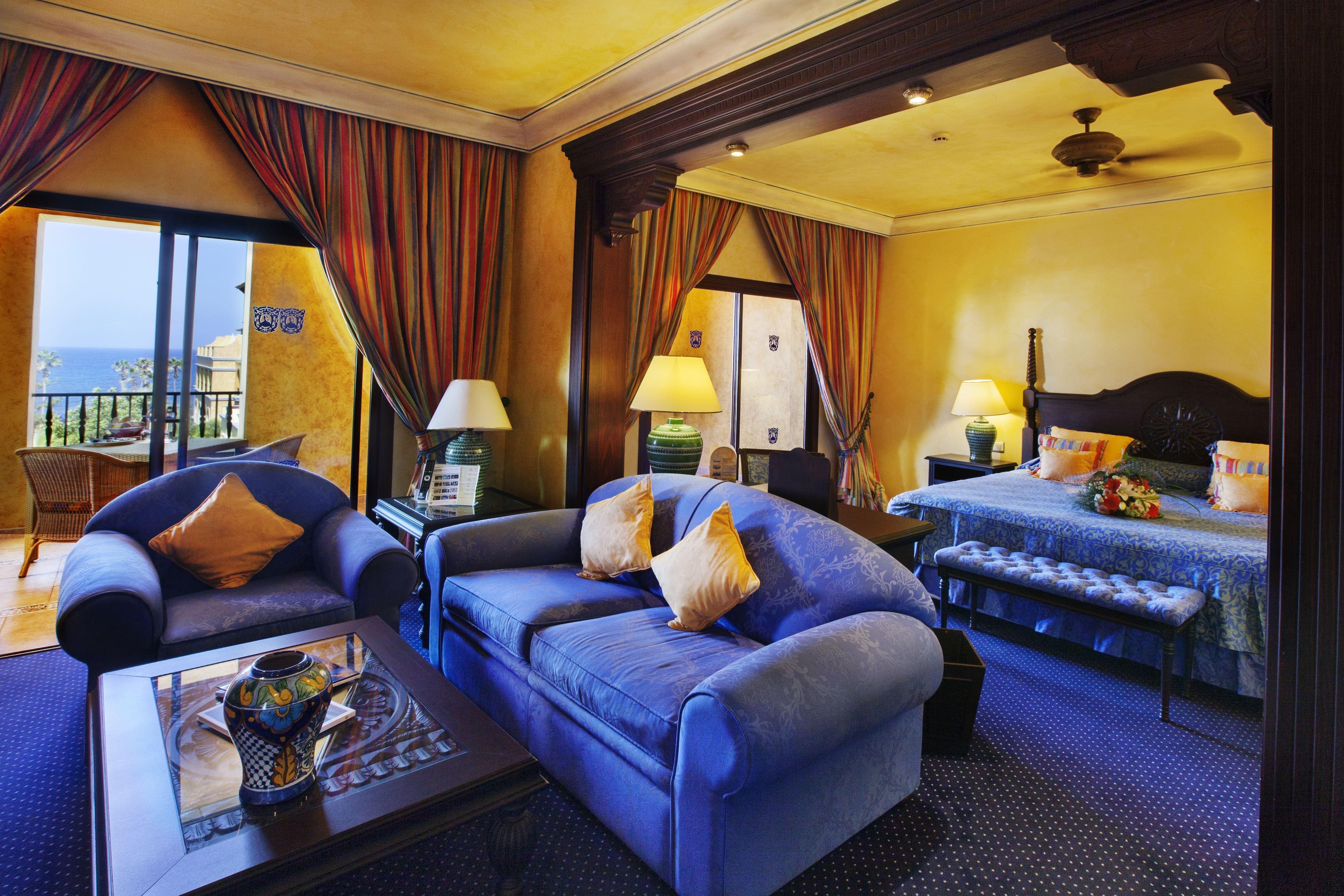 Junior svit Hotell Villa Cortes, Playa de Las Américas Teneriffa