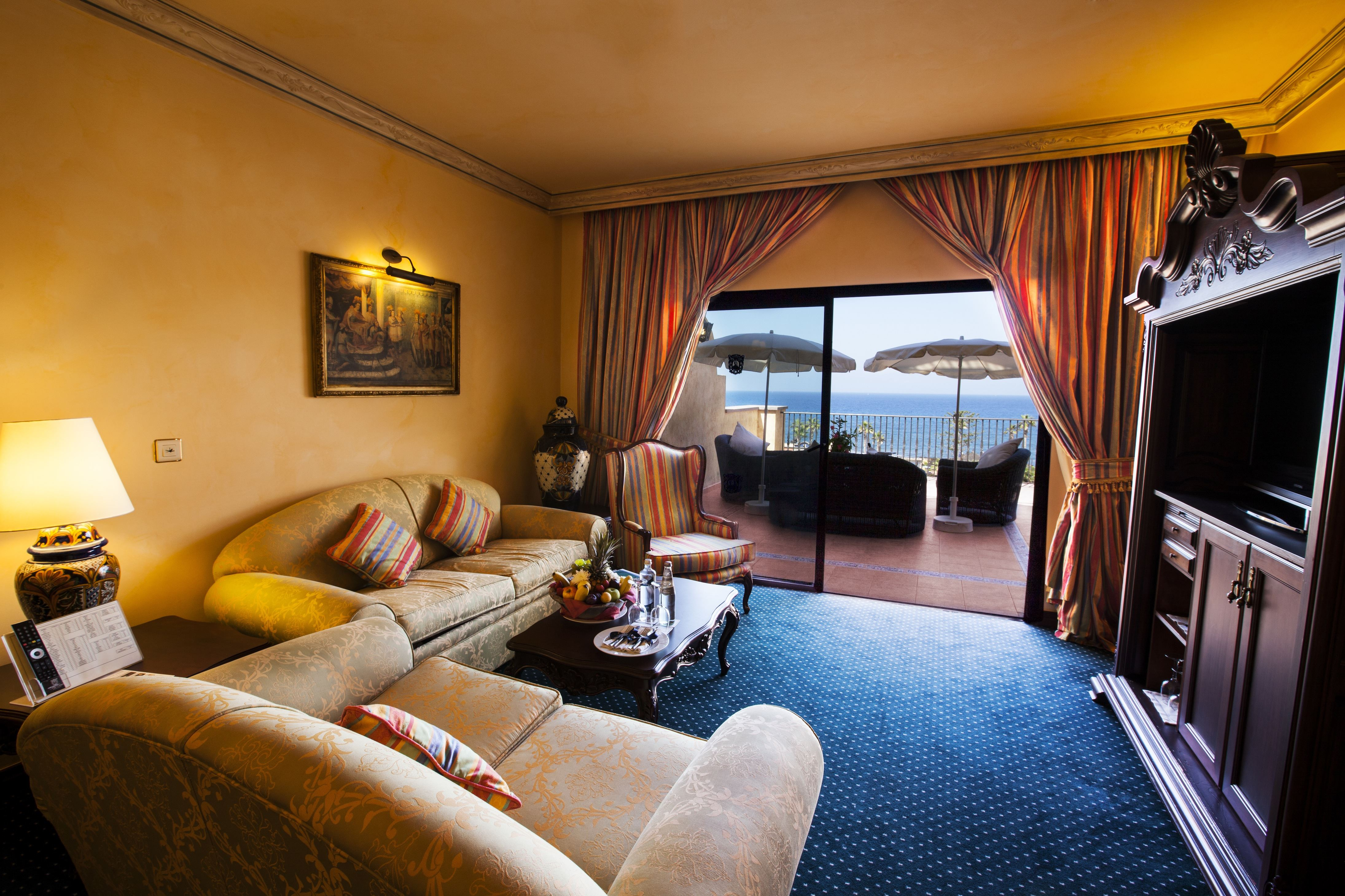 Svit på Hotell Villa Cortes, Playa de Las Américas Teneriffa