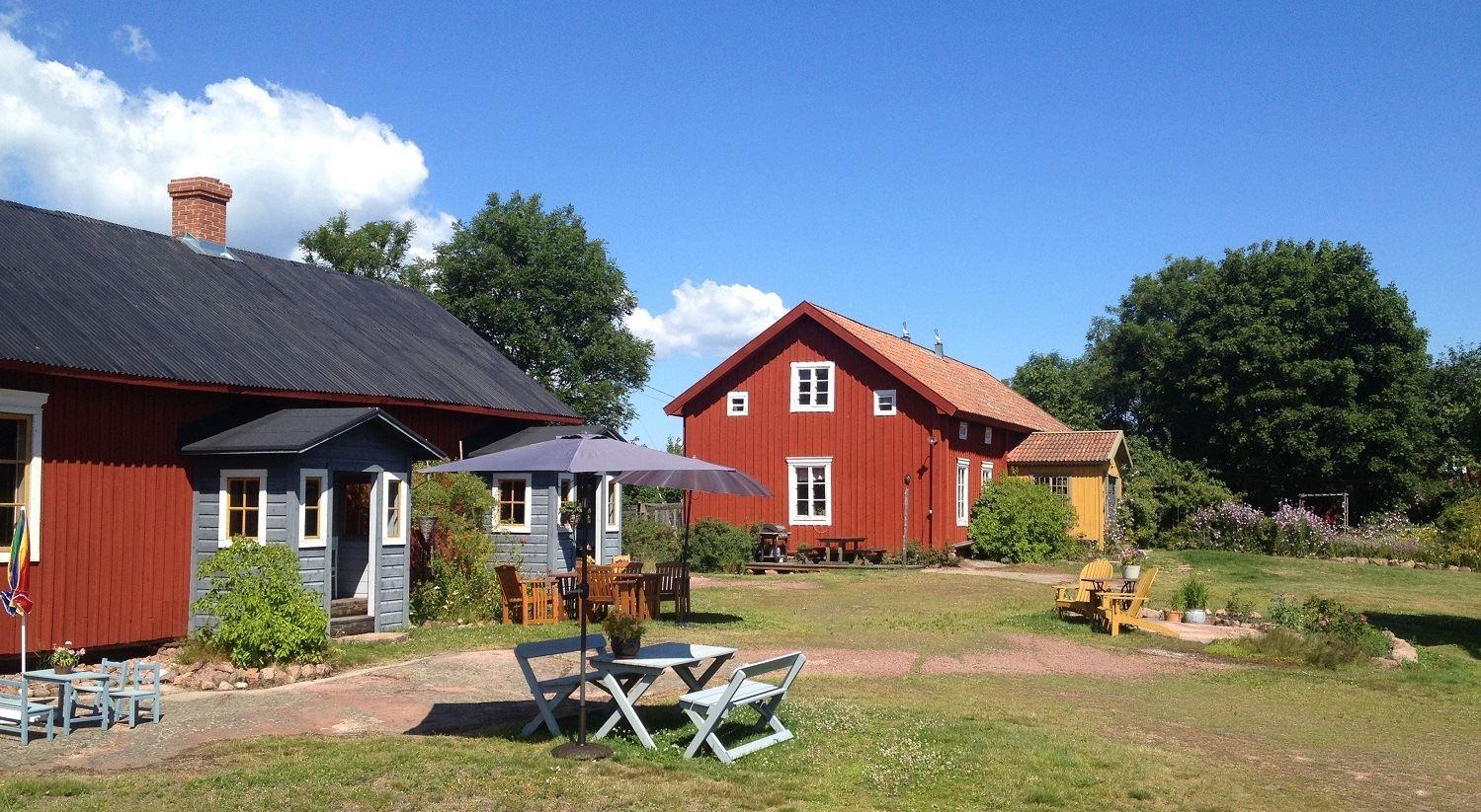 Lumparby Ollas – Café och hantverksbutik