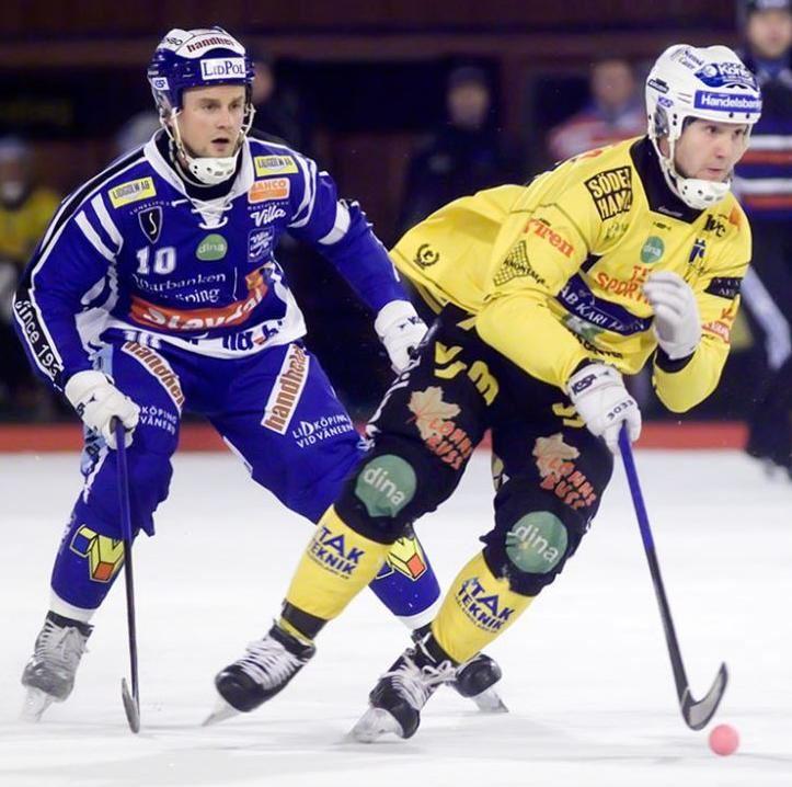 Elitseriebandy Broberg-Sandvikens AIK