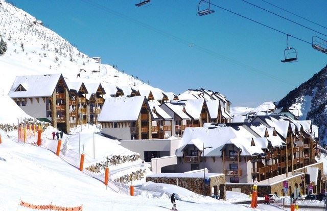 HPRT20 - Résidence au Grand Tourmalet La Mongie