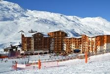 2 Rooms 6 Pers ski-in ski-out / BELLEVUE 10