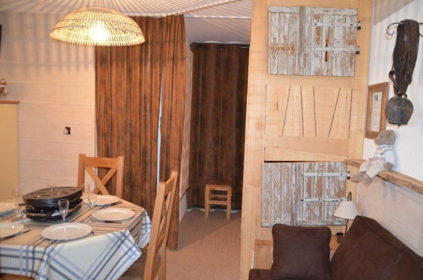 2 Rooms 4 Pers ski-in ski-out / SKI SOLEIL 2508