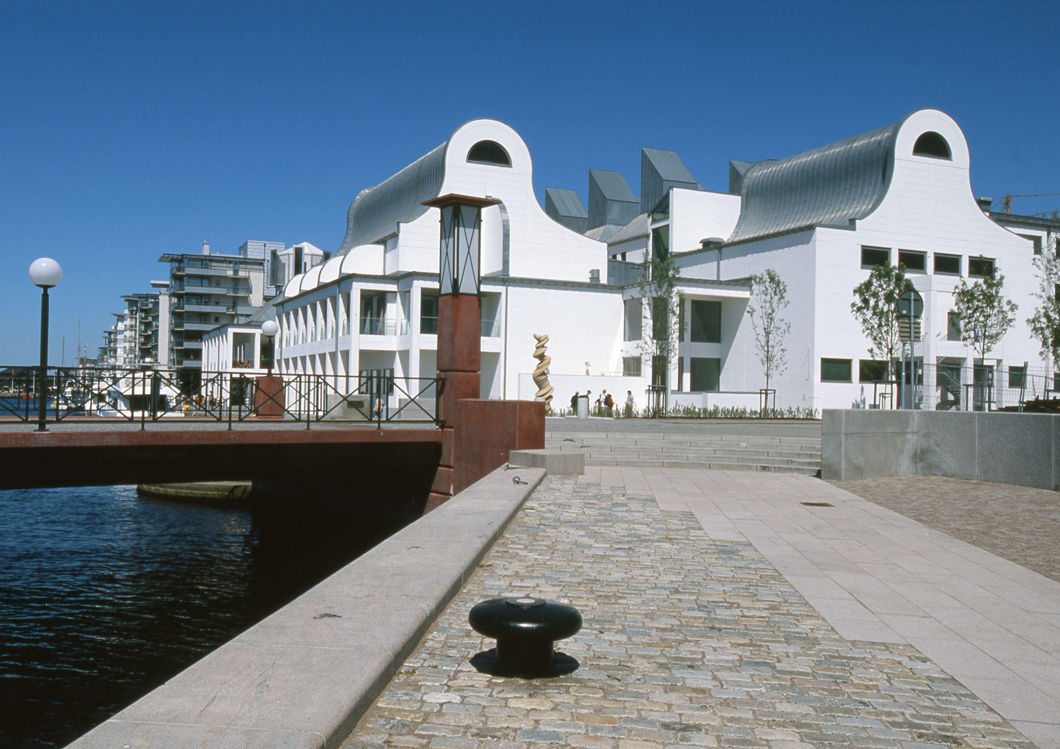 Birger Lallo, Dunkers Cultural Center - Dunkers Kulturhus