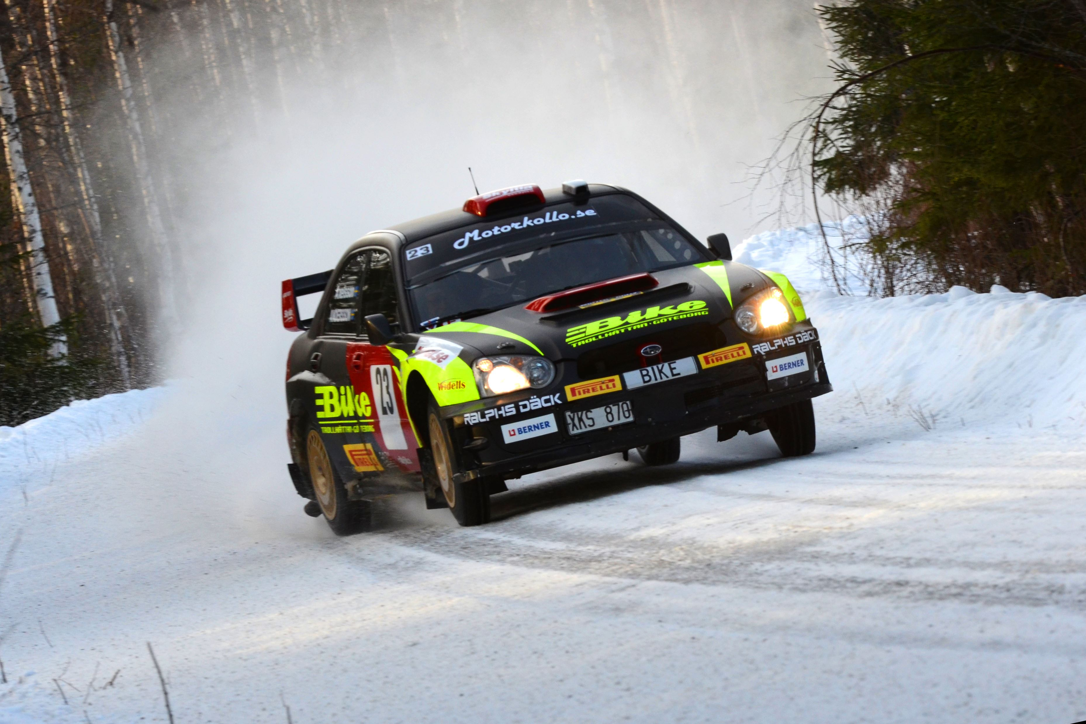 Östersund Winter Rally 2018