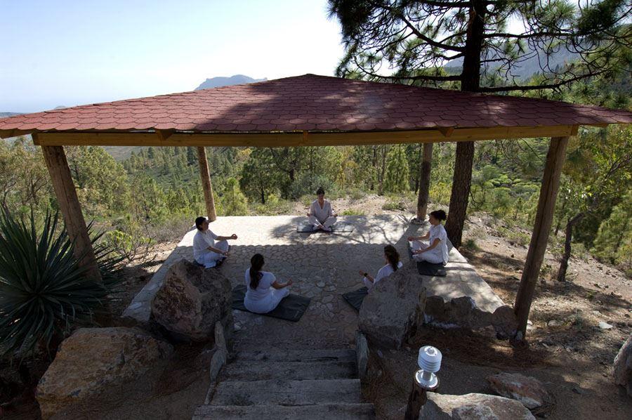Meditation på Hotell Las Tirajanas, Las Palmas Gran Canaria