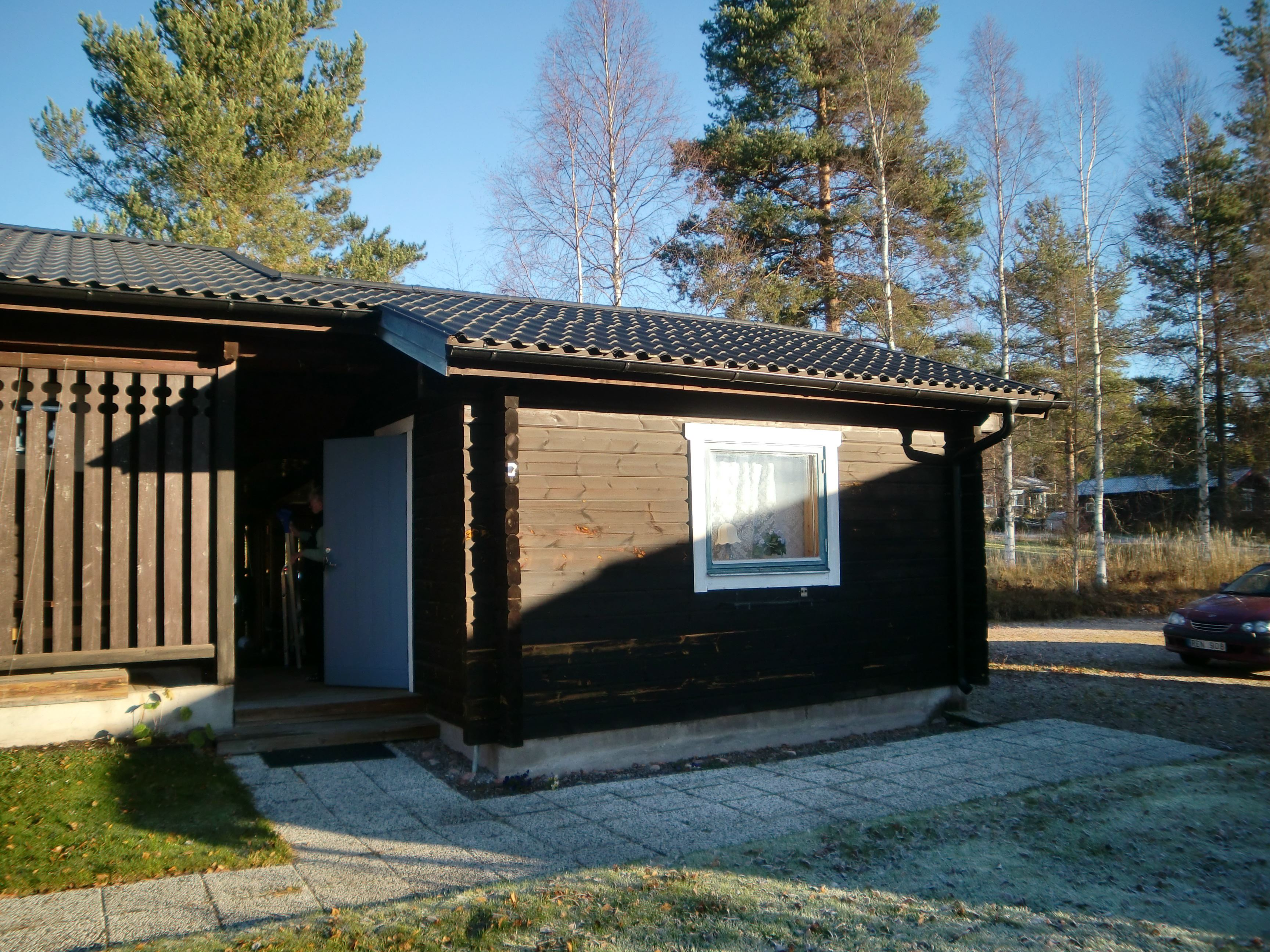 R316 Vikarbyn, 6 km N Rättvik