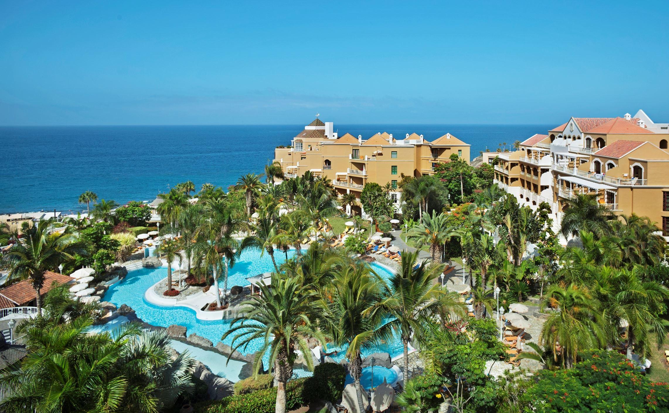 Hotell Jardines de Nivaria, Playa de Fanabe Teneriffa