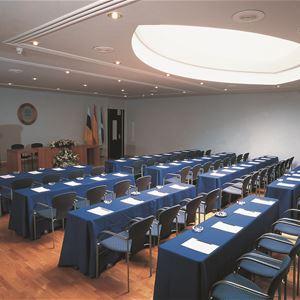 Konferansrum på Hotell Jardines de Nivaria, Playa de Fanabe Teneriffa