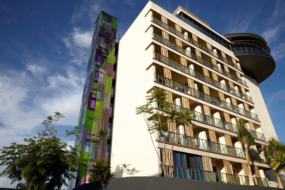 Hotell Bohemia Suites&Spa, Playa del Inlgés Gran Canaria
